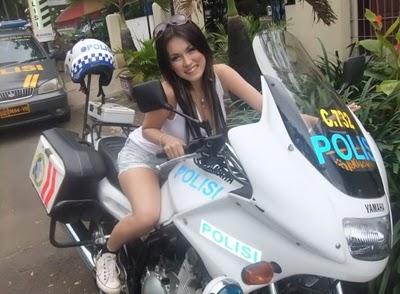 Miyabi sepeda motor