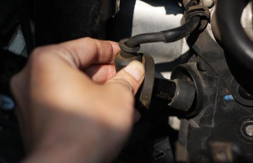 Ganti Busi Motor Matic Masih Mudah Kok Blognya Arantan