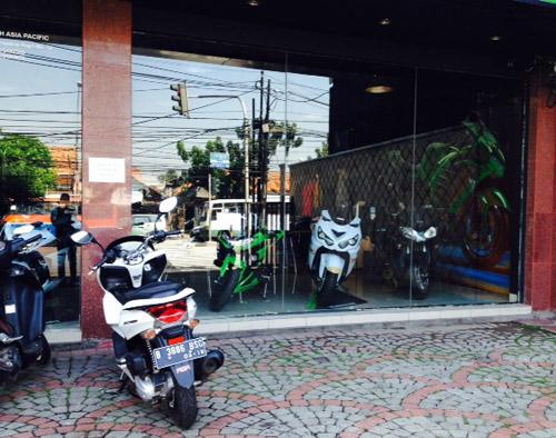 Dealer Kawasaki Jakarta Selatan Mampang