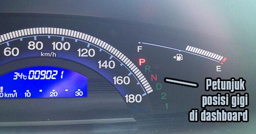 Anda berbuat apapun, make sure kondisi mobil dalam posisi berikut ini